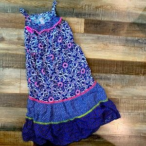 Toddler girls maxi dress